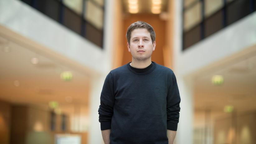 Andrea Nahles' Rücktritt: Kevin Kühnert ist Chef der SPD-Jugendorganisation Jusos.
