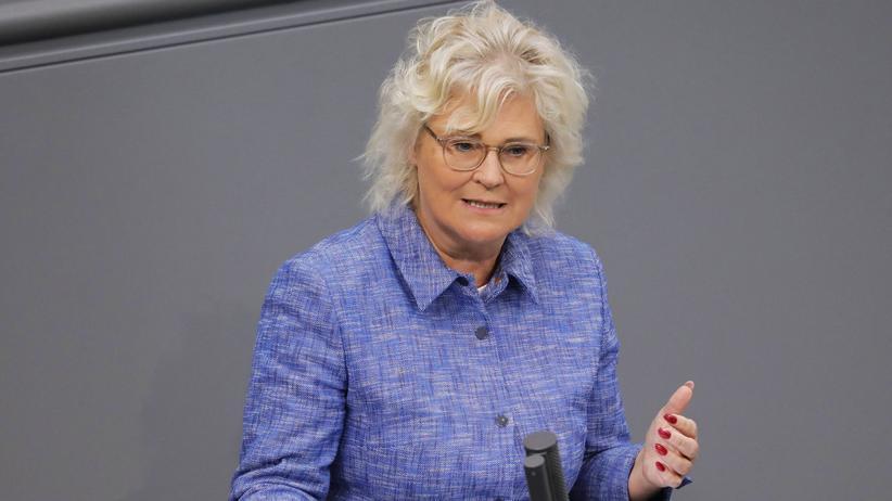 SPD: Christine Lambrecht wird neue Bundesjustizministerin