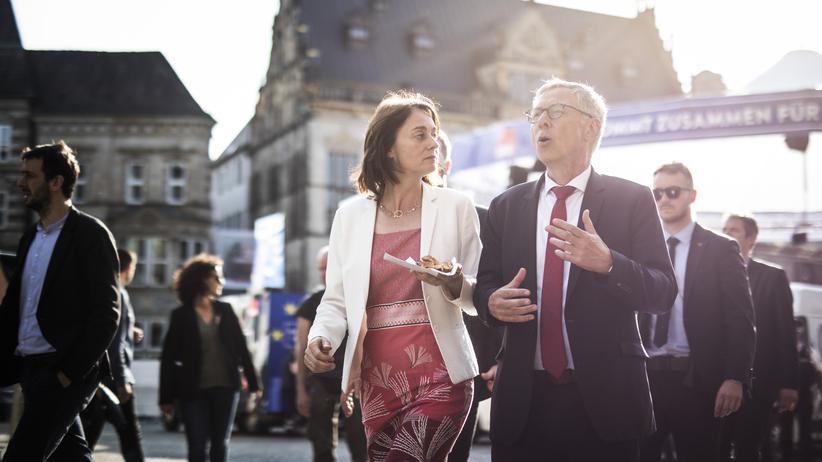 Kommunalpolitik: Wo die SPD noch erfolgreich ist