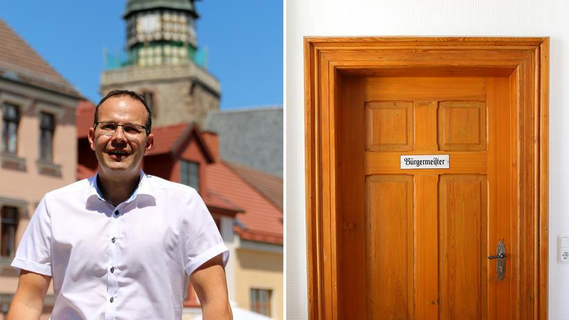 Thüringen: Martin Henkel, Bürgermeister von Geisa: Bricht er das Tabu und arbeitet mit der AfD zusammen?