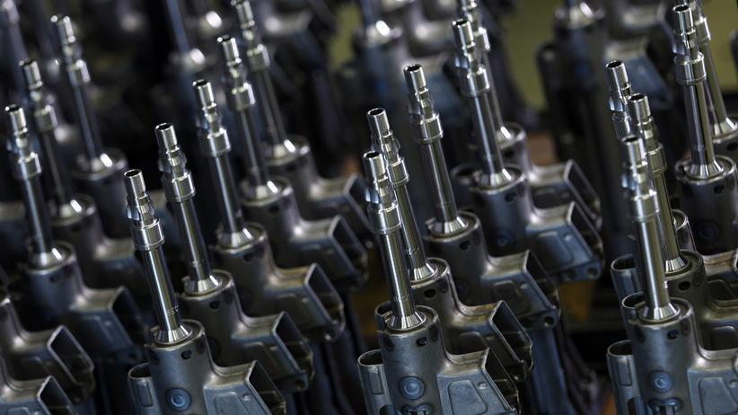 Waffenindustrie: Strengere Richtlinien für Rüstungsexporte