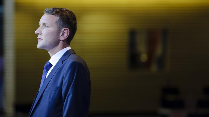 AfD-Wahlkampf: Übernimmt der Flügel?