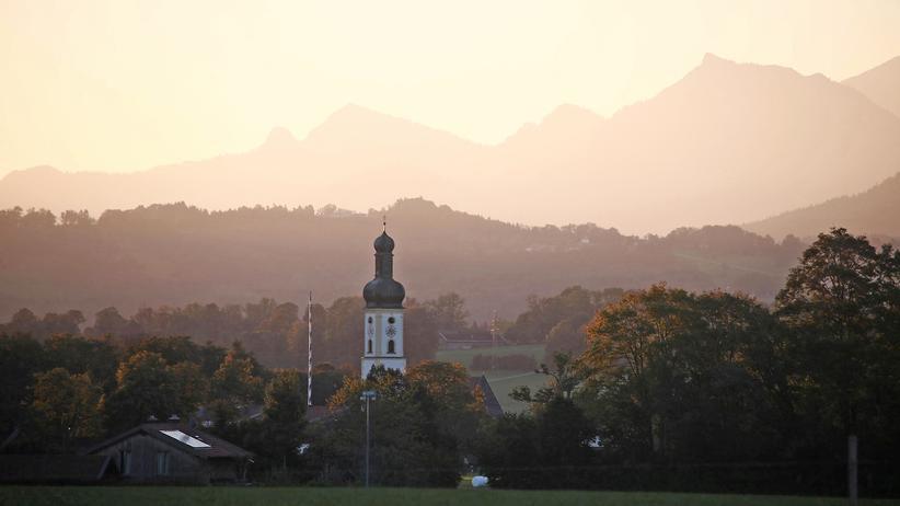 Kommunaler Finanzreport: Dorf in der Nähe des oberbayerischen Warngau