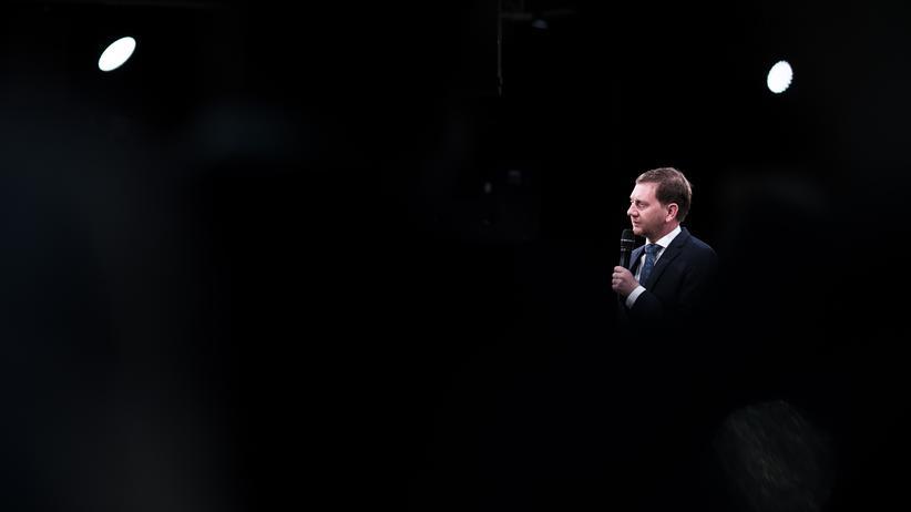 Landtagswahl in Sachsen : Siegreich verloren