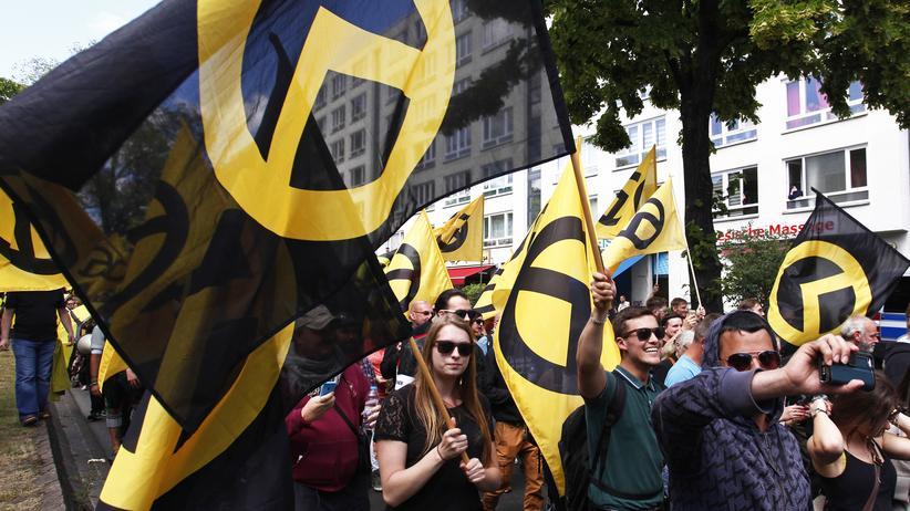 Verfassungsschutz: Identitäre Bewegung ist eindeutig rechtsextremistisch