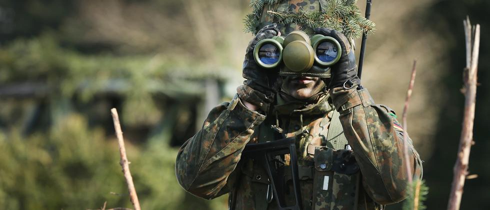 Verteidigungsministerium Bundeswehr