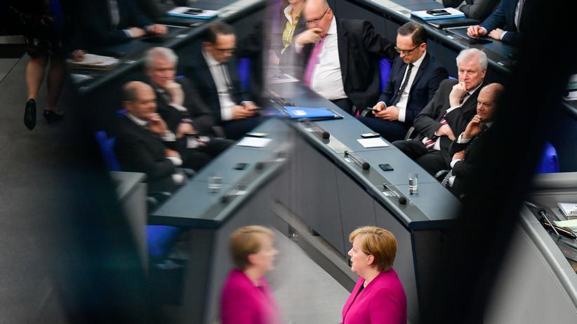 Bundesregierung: Große Koalition hat Großteil ihrer Vorhaben bereits umgesetzt