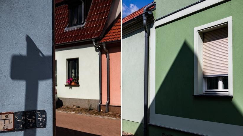 Landtagswahl in Brandenburg: Niemegk: 2000 Einwohner zählt das Städtchen, Potsdam ist 50 Kilometer entfernt.