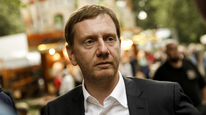 Landtagswahl Sachsen: Michael Kretschmer (CDU) ist seit Dezember 2017 Ministerpräsident von Sachsen.