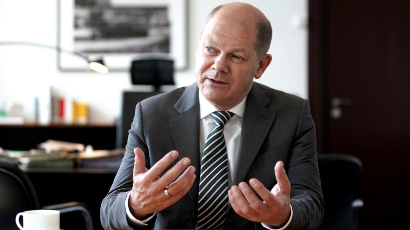 Finanzminister verteidigt Soli-Pläne als Konjunkturmaßnahme
