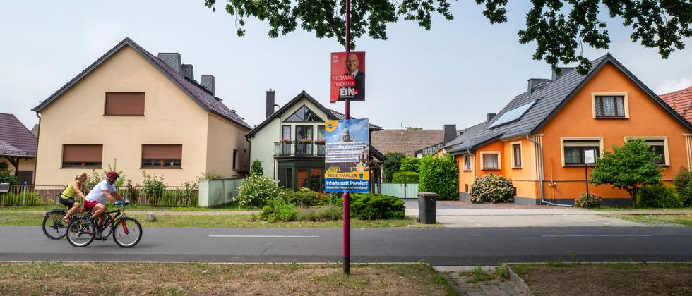 Thema Landtagswahl Sachsen Brandenburg