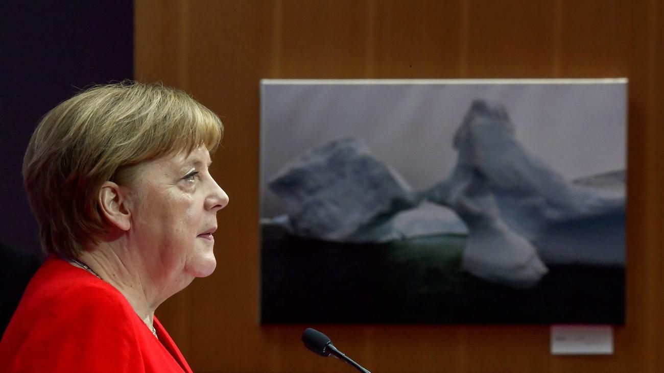 Bundeskanzlerin: Sie will es noch mal wissen