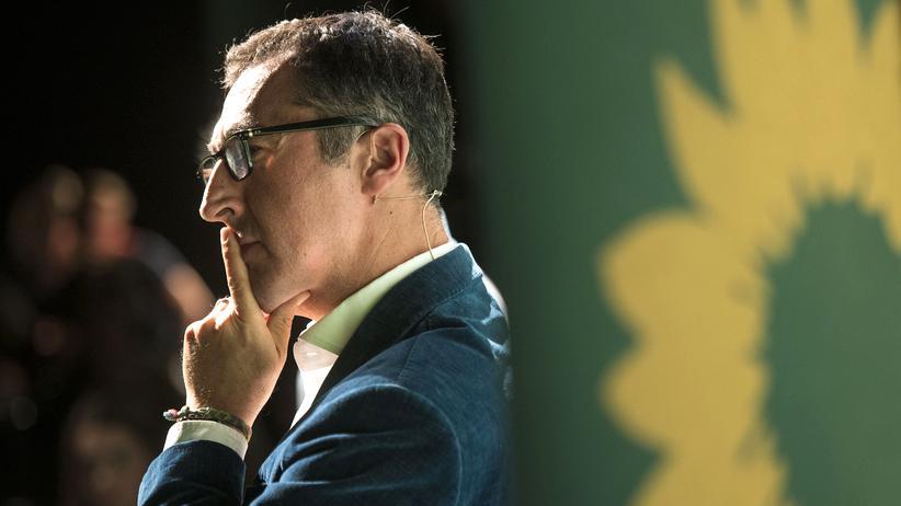Cem Özdemir: Cem Özdemir will Fraktionsvorsitzender der Grünen im Bundestag werden.