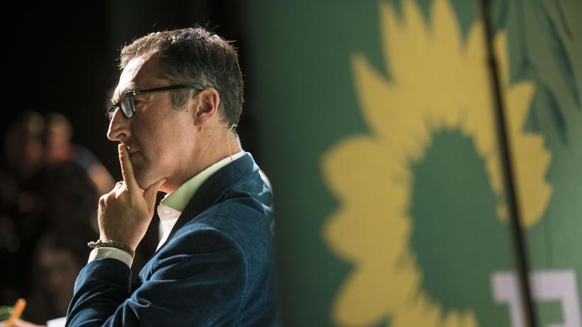 Cem Özdemir: Cem Özdemir bewirbt sich gemeinsam mit Kirsten Kappert-Gonther um die Spitze der grünen Bundestagsfraktion.