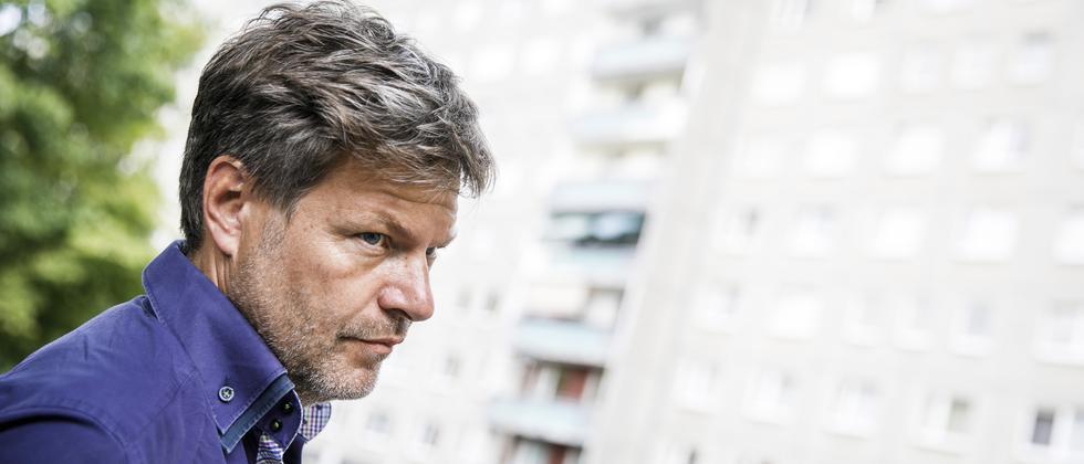 Die Grünen: Robert Habeck will Schuldenbremse reformieren