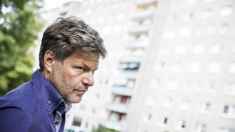 Die Grünen: Robert Habeck