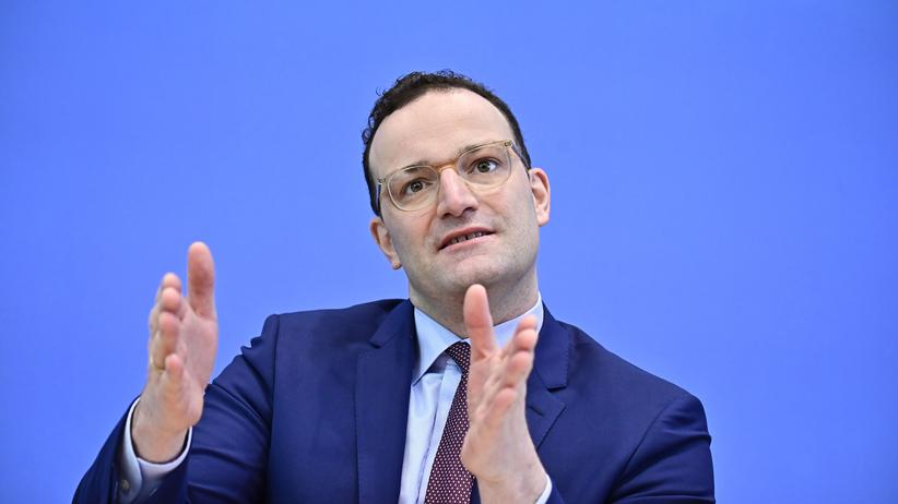 Krankenhäuser: Gesundheitsminister Jens Spahn (CDU)