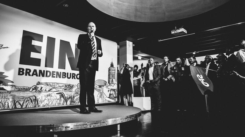 Landtagswahlen in Ostdeutschland: Brandenburgs Ministerpräsident Dietmar Woidke wird wohl weiterregieren dürfen.
