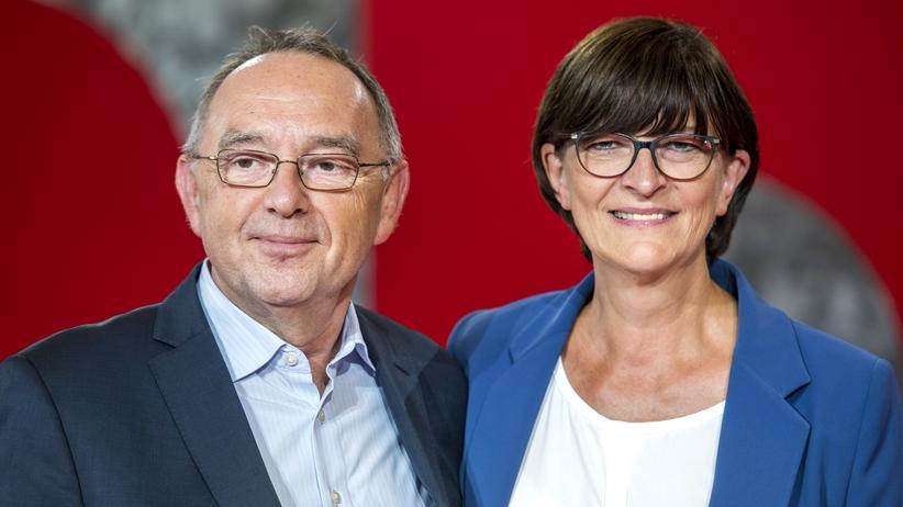 SPD: Jusos unterstützen NRW-Kandidatenduo für SPD-Vorsitz