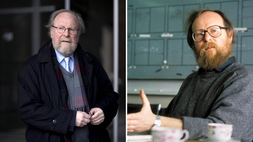 Wolfgang Thierse 2017 und 1991