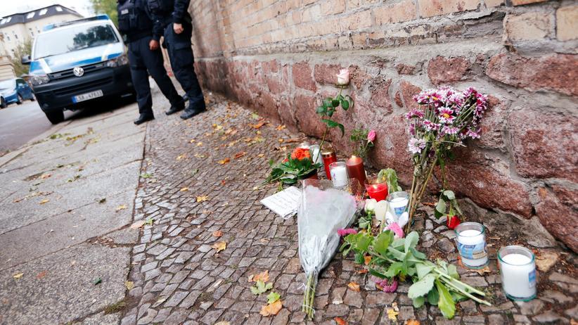 Anschlag in Halle: Haftbefehl gegen Tatverdächtigen von Halle erlassen
