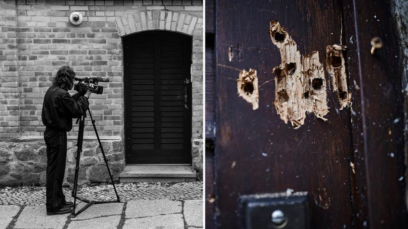 Antisemitismus: Ich will auch ohne Polizei sicher beten können