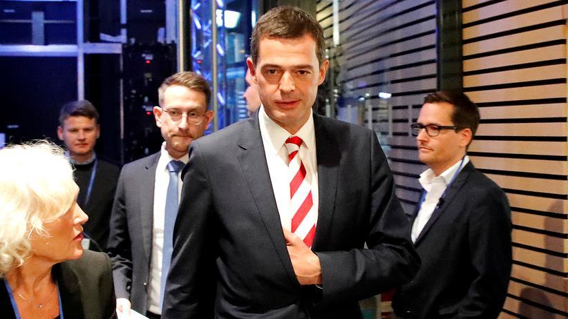Koalition in Thüringen: CDU will Rot-Rot-Grün nicht tolerieren