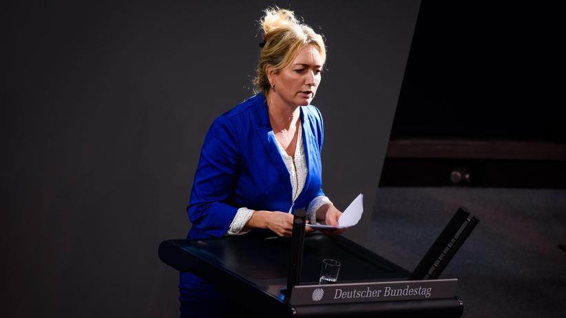 Die Linke: Die stellvertretende Vorsitzende der Linksfraktion, Caren Lay, will die Nachfolgerin von Sahra Wagenknecht werden.