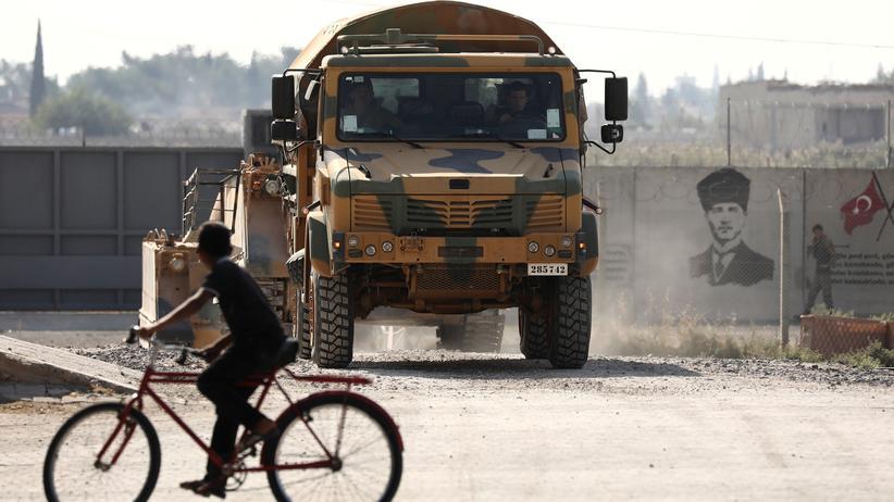 Nordsyrien: Armin Laschet kritisiert Schutzzonenvorschlag