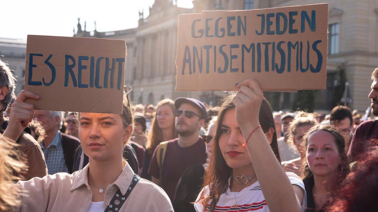 Rechtsextremismus: CDU will gegen Antisemitismus und Rechtsextremismus vorgehen
