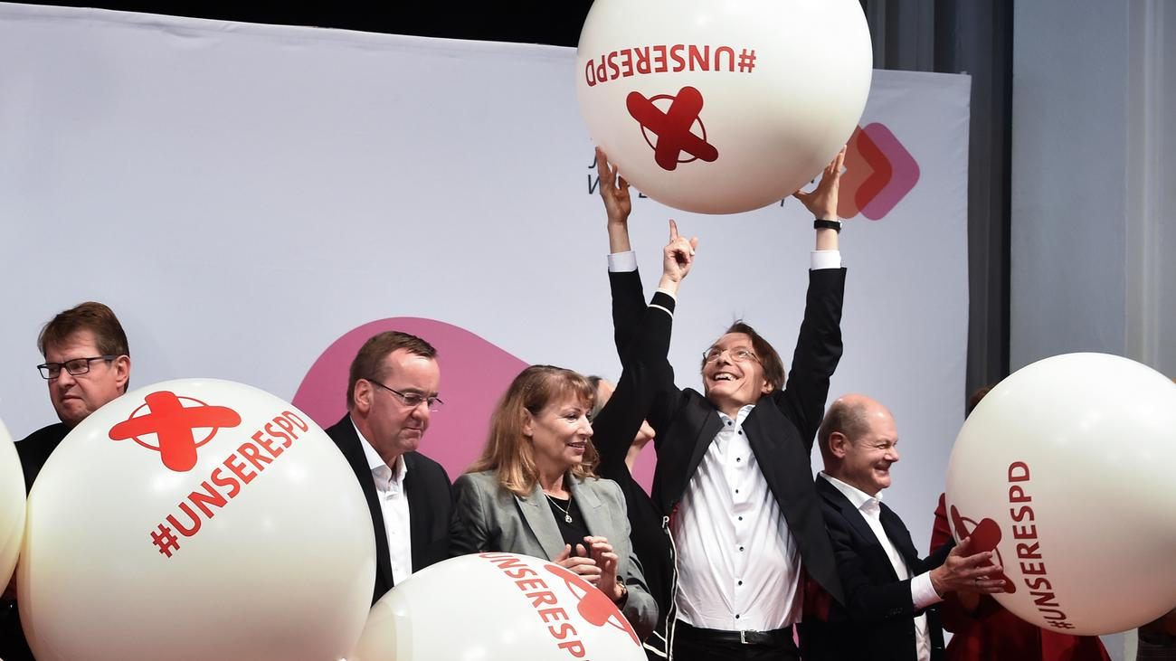 SPD-Mitgliederentscheid: Damenwahl statt Basta-Männer