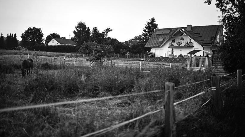 Mordfall Walter Lübcke: Das Wohnhaus des ermordeten Kasseler Regierungspräsidenten Walter Lübcke