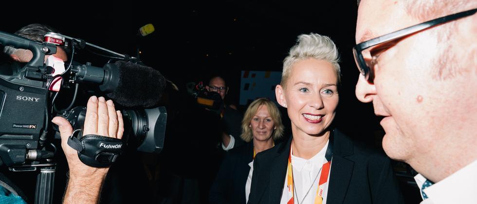 Bundesparteitag: Ein Drittel der Macht für Frauen, jetzt bitte mal wirklich
