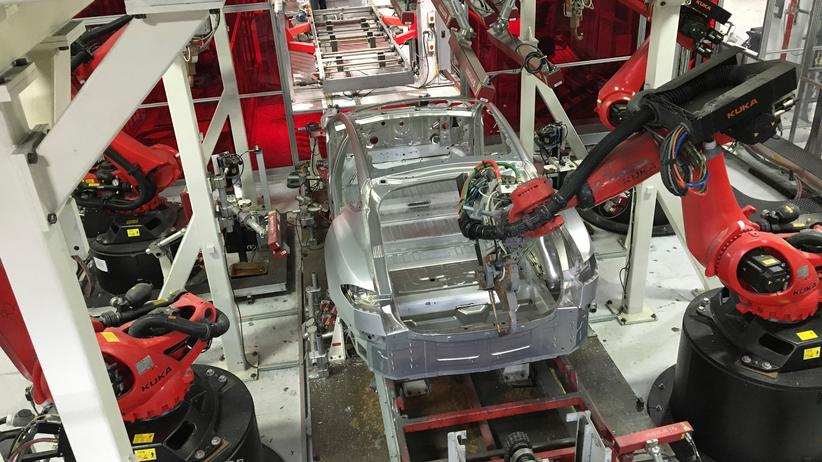 Elektroauto: Peter Altmaier lobt Fabrikpläne von Tesla