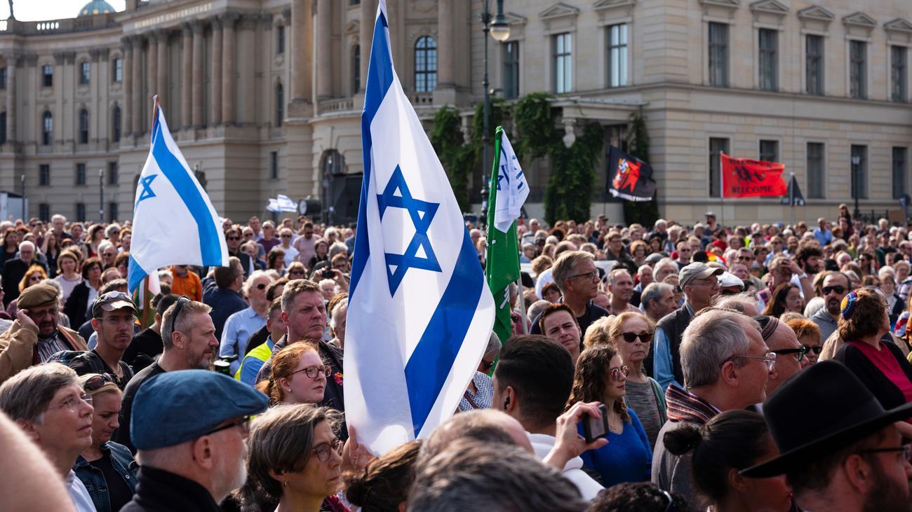 Felix Klein: Regierungsbeauftragter will härtere Strafen für antisemitische Taten
