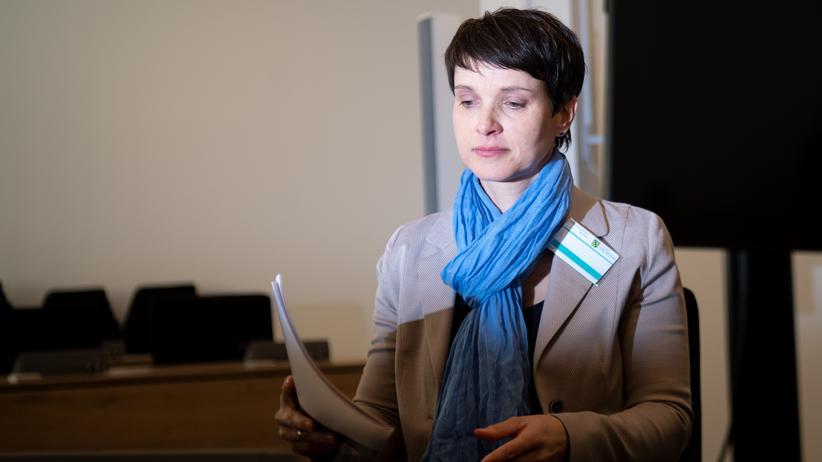 Frauke Petry, frühere Chefin der AfD