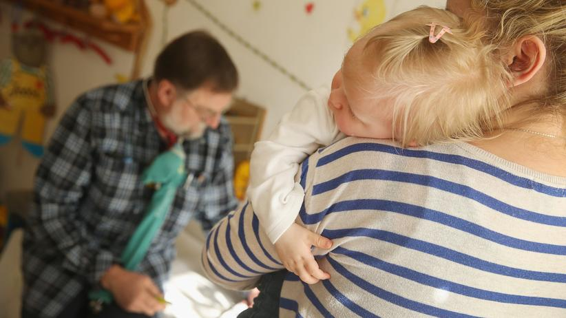 Gesundheitspolitik: Bundestag beschließt Masern-Impfpflicht