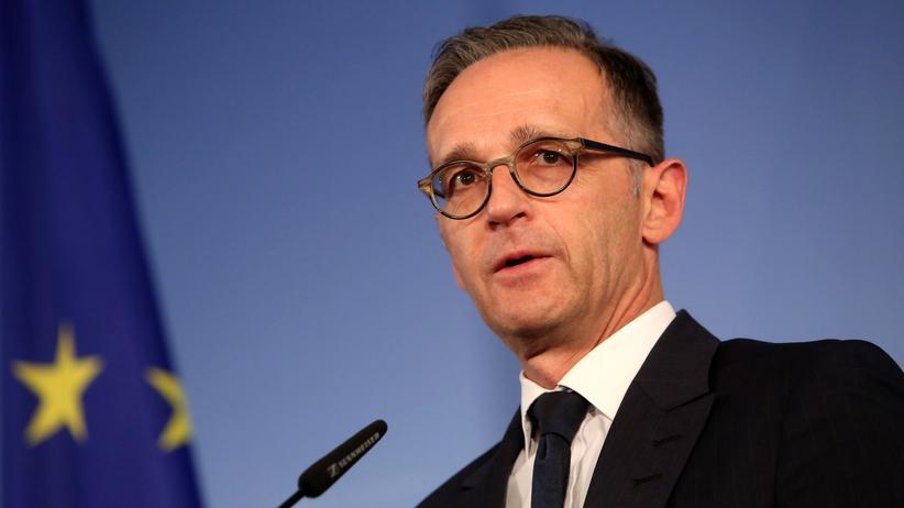 Nato: Heiko Maas verteidigt die Nato gegen Macrons Kritik