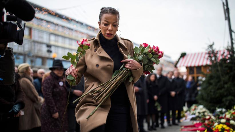 Opfer von Gewalt: Trauer nach dem Anschlag auf den Berliner Weihnachtsmarkt (Archivbild)