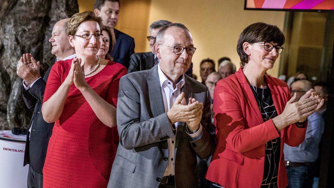 SPD: Endlich rummst's