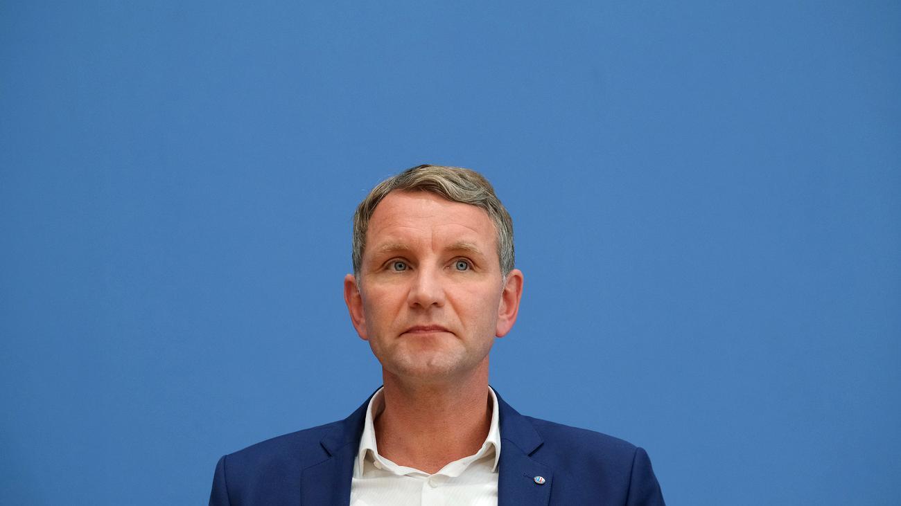 Bjorn Hocke Der Angstmacher Zeit Online