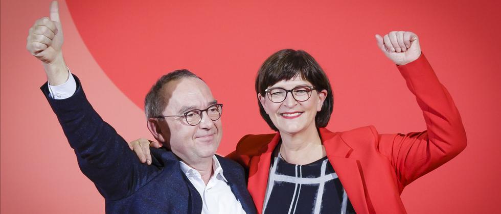 Entscheidung über SPD-Vorsitz: Der große Bruch