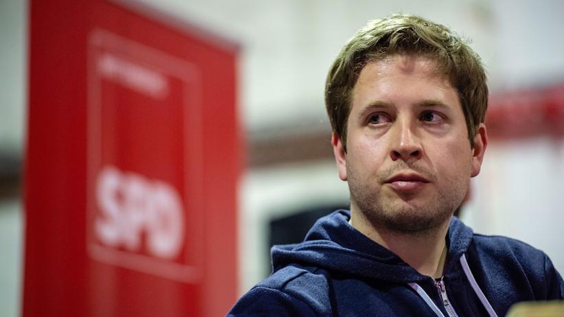 Kevin Kühnert: Juso-Chef warnt SPD vor vorschnellem Koalitions-Aus