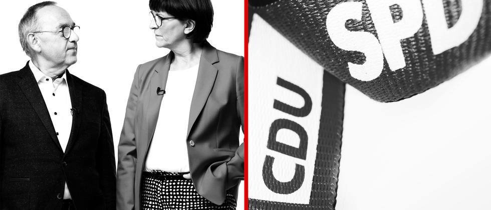 SPD-Parteivorsitz: Das Scheitern der Mitte