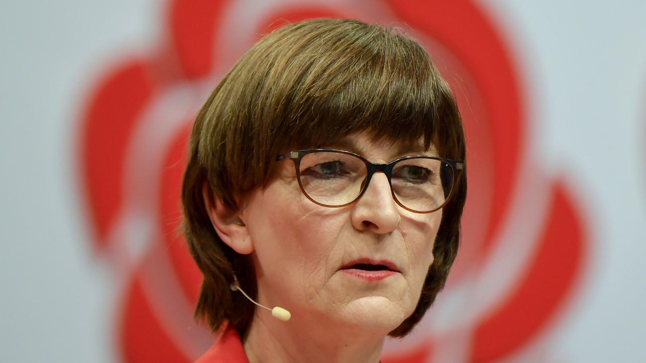 Saskia Esken: Schwere Vorwürfe gegen SPD-Chefin