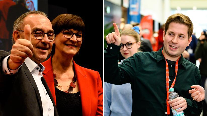 SPD-Bundesparteitag: Alles so schön rot hier