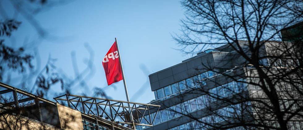 SPD: Sie lebt