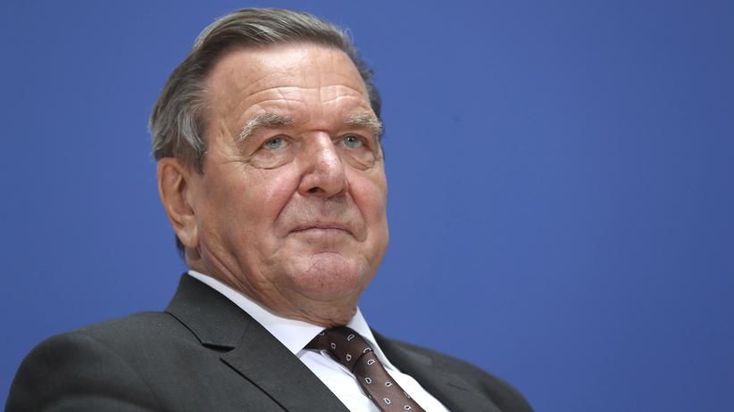 SPD-Mitgliedervotum: Gerhard Schröder kritisiert SPD-Entscheid