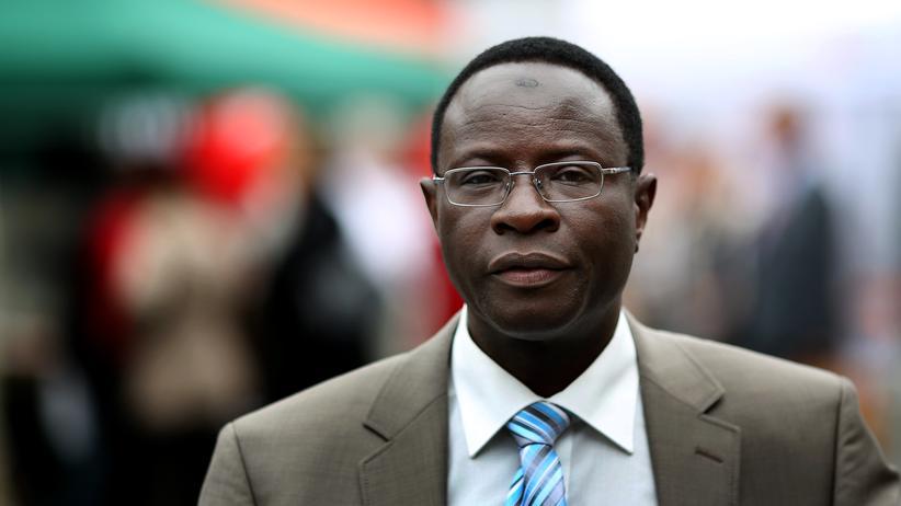 Karamba Diaby: Der SPD-Politiker Karamba Diaby