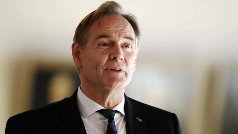 Leipzig: Leipzigs derzeitiger Oberbürgermeister, Burkhard Jung, SPD, möchte das Amt weitere sieben Jahre übernehmen.